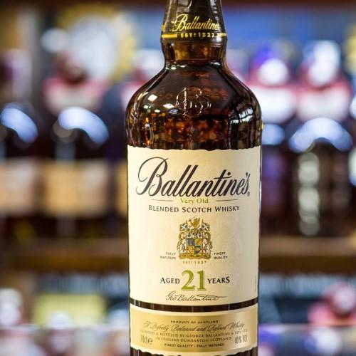 Ballantine's 21yo
