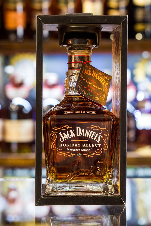 Jack Daniels Holiday Select