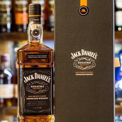Jack Daniels Sinatra box