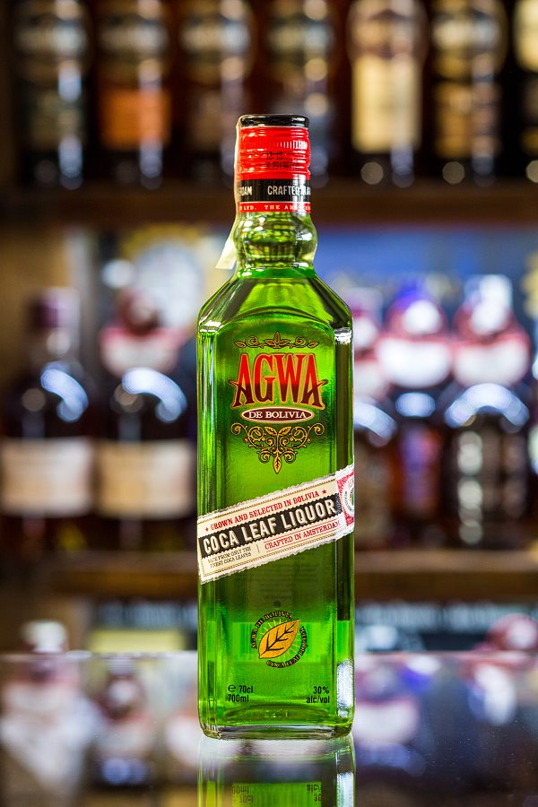 Agwa de Boliwia