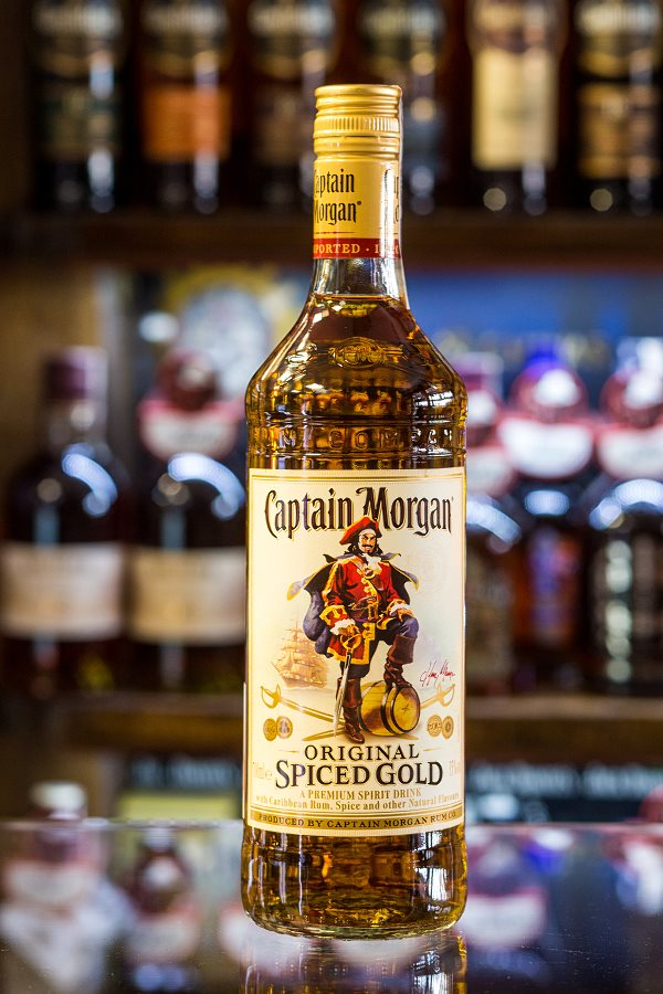 Captain Morgan Spiced