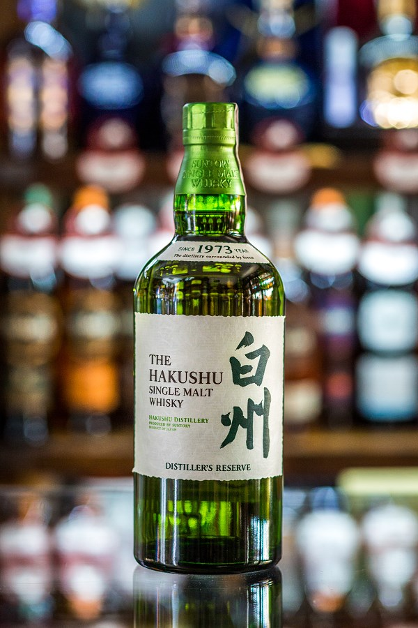 Hakushu Single Malt