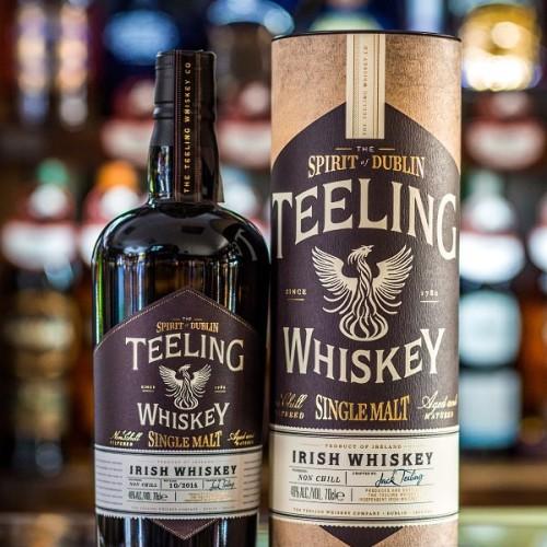 Telling Whiskey